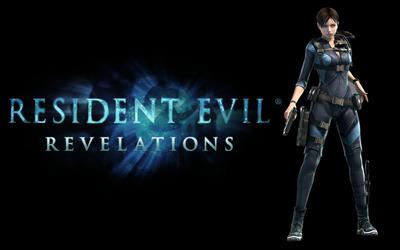 Jill Valentine - Resident Evil: Revelations wallpaper