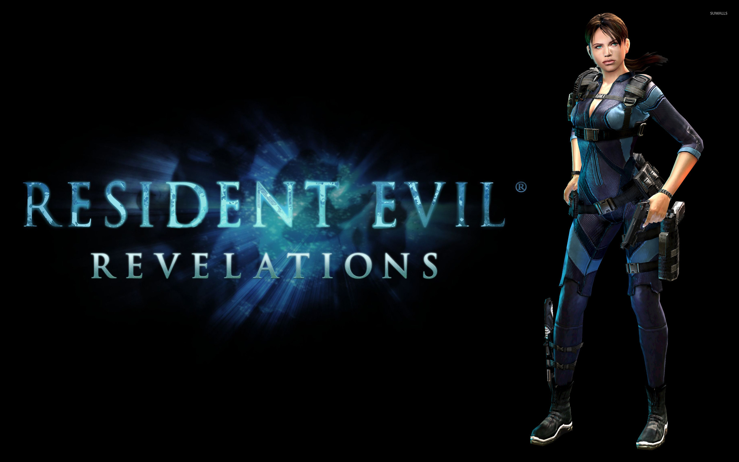 Jill Valentine Resident Evil Revelations 2 Wallpaper Game