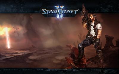 Jim Raynor - StarCraft II wallpaper