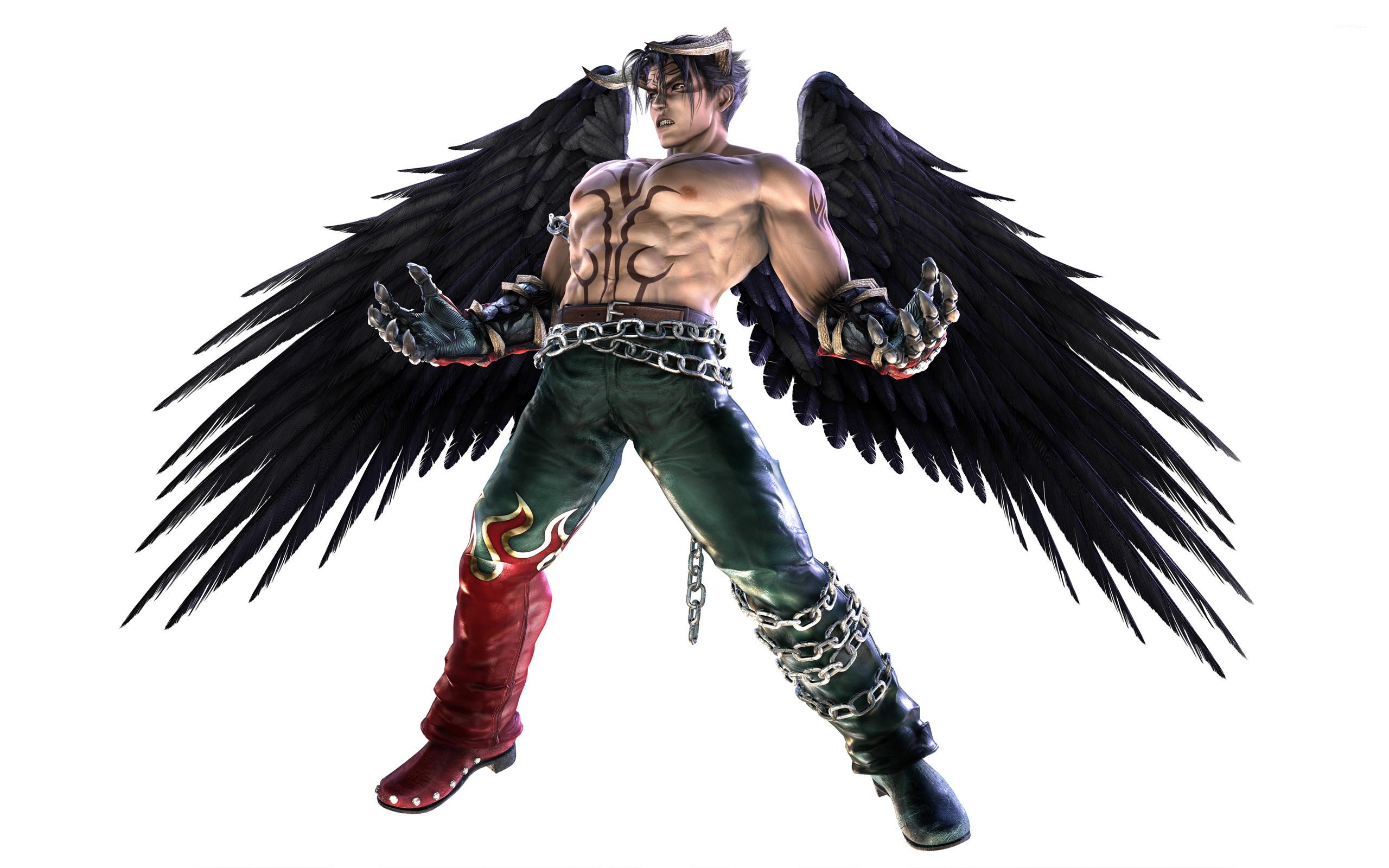 Jin Kazama Tekken 6 Wallpaper Game Wallpapers 6314
