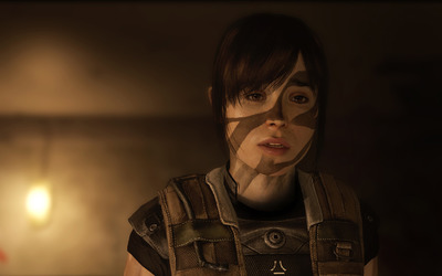 Jodie Holmes - Beyond: Two Souls [4] wallpaper