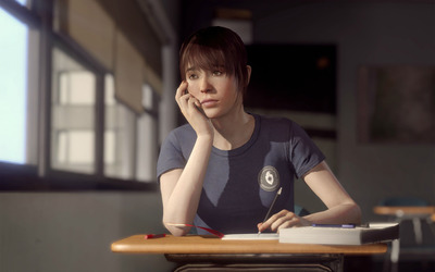 Jodie Holmes - Beyond Two Souls [2] wallpaper
