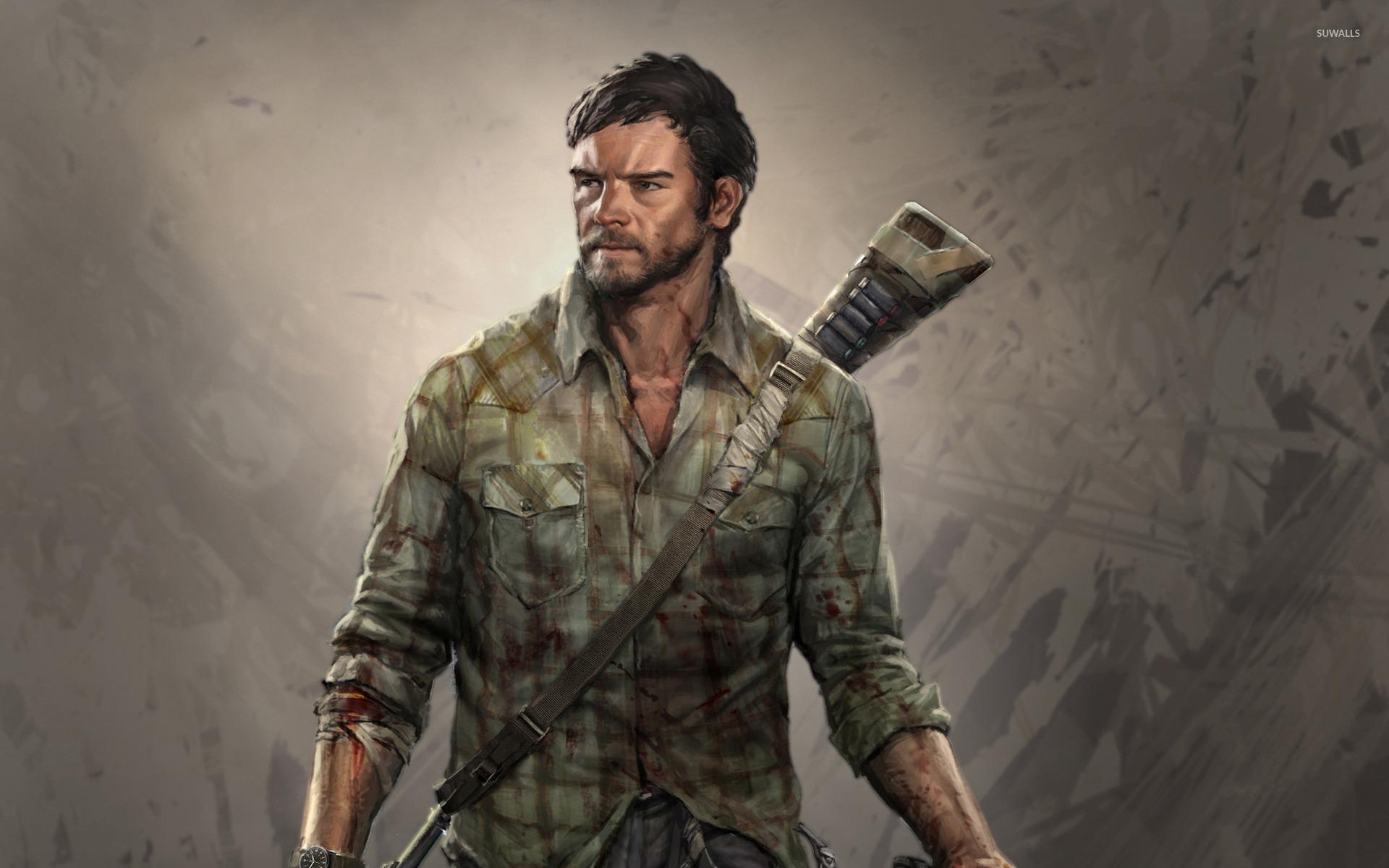 Joel - The Last of Us wallpaper - Game wallpapers - #20911