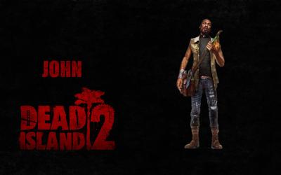John - Dead Island 2 wallpaper