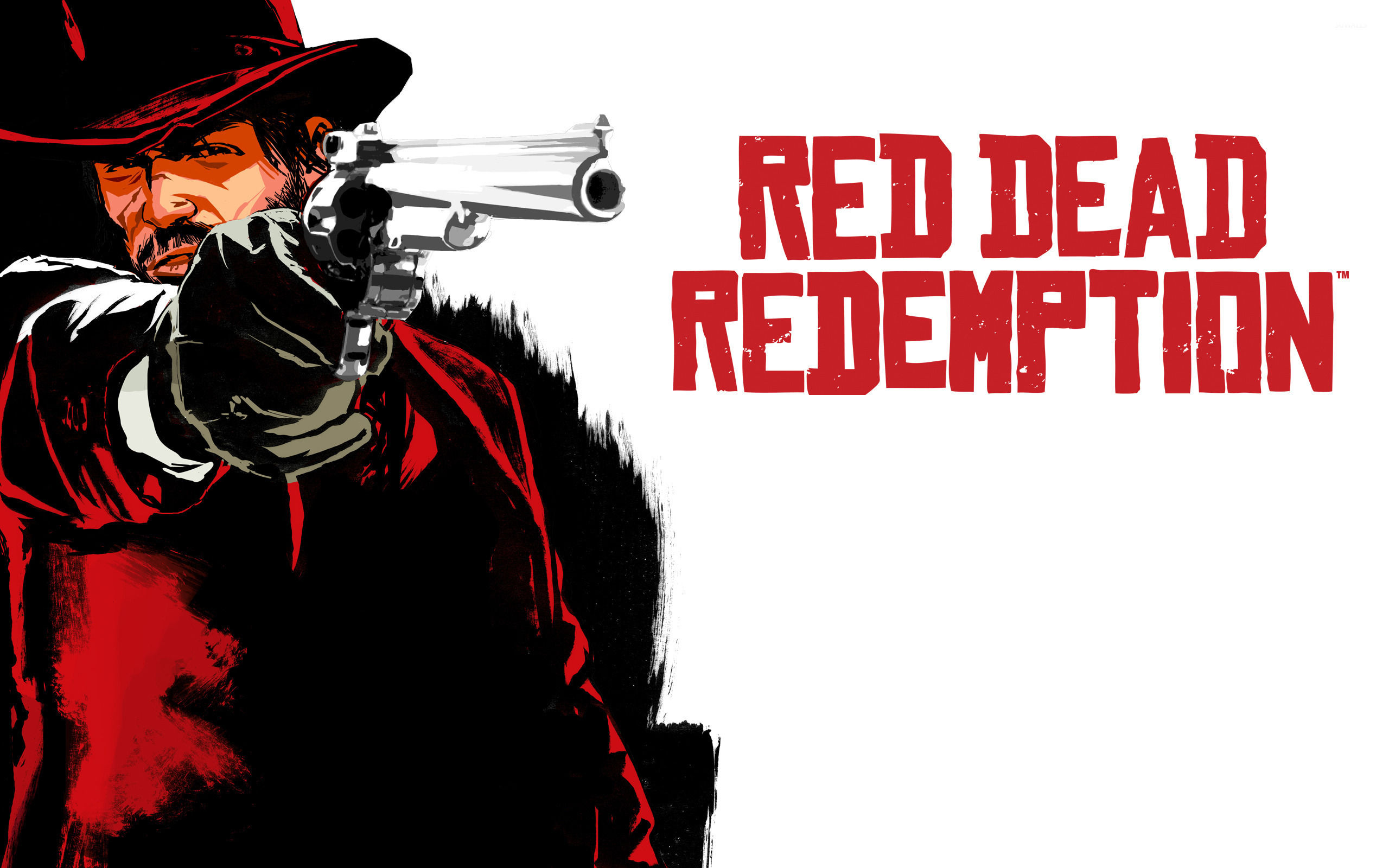 Red Dead Redemption wallpaper - Game wallpapers - #18344