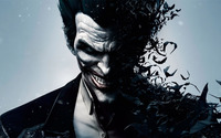 Joker - Batman - Arkham Origins wallpaper 1920x1080 jpg