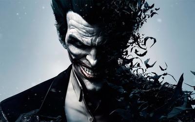Joker - Batman - Arkham Origins wallpaper