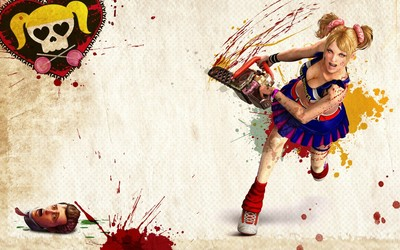 Juliet - Lollipop Chainsaw [2] wallpaper
