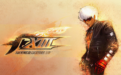 K' - The King of Fighters XIII wallpaper