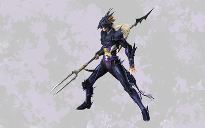 Kain Highwind - Final Fantasy IV wallpaper