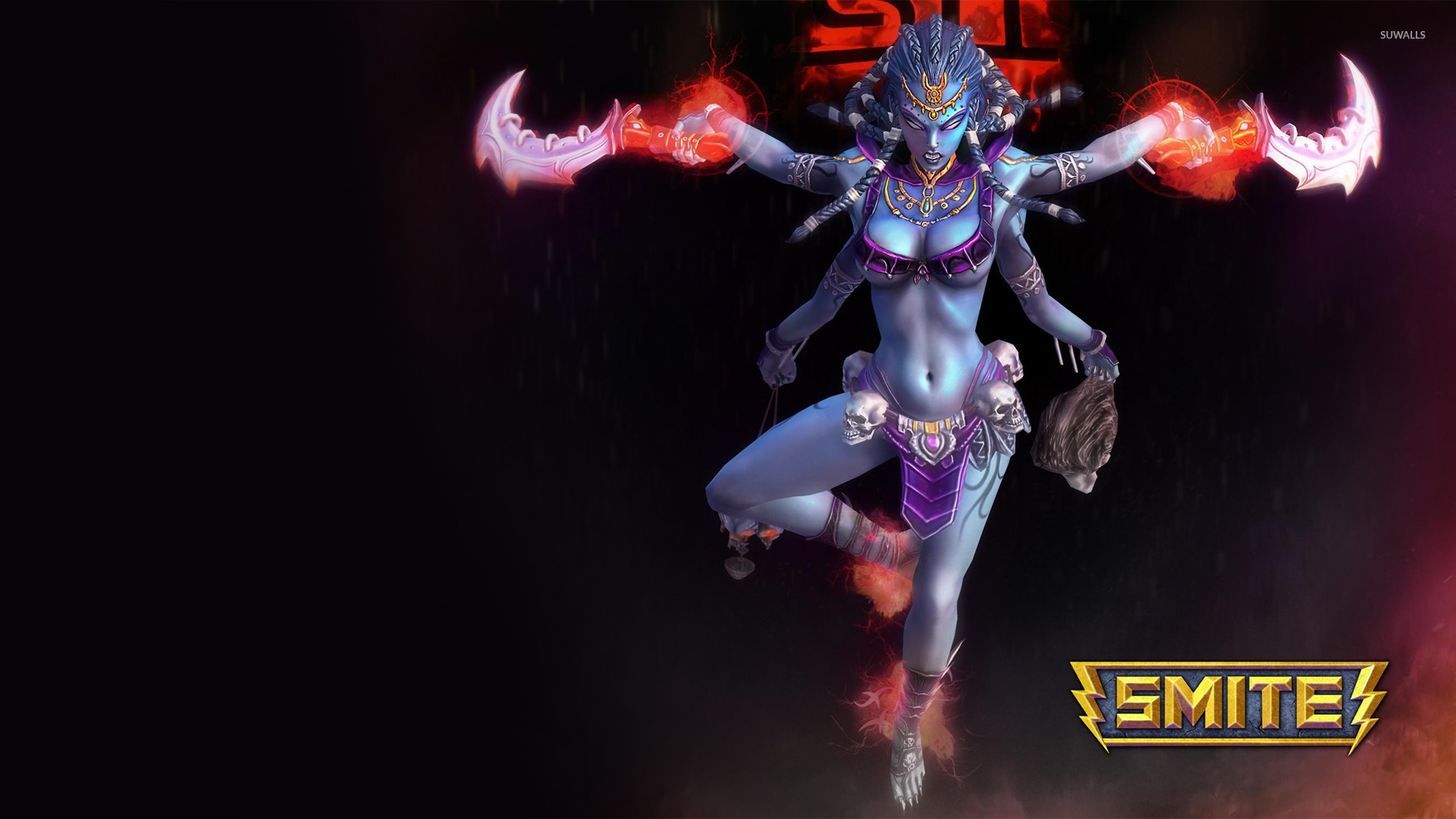maa kali wallpaper 1920x1080