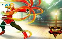 Karin in Street Fighter V wallpaper 1920x1080 jpg