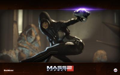 Kasumi Goto -  Mass Effect 2 wallpaper