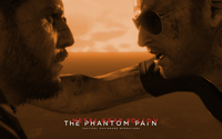 Kaz and Snake - Metal Gear Solid V: The Phantom Pain wallpaper 1920x1080 jpg