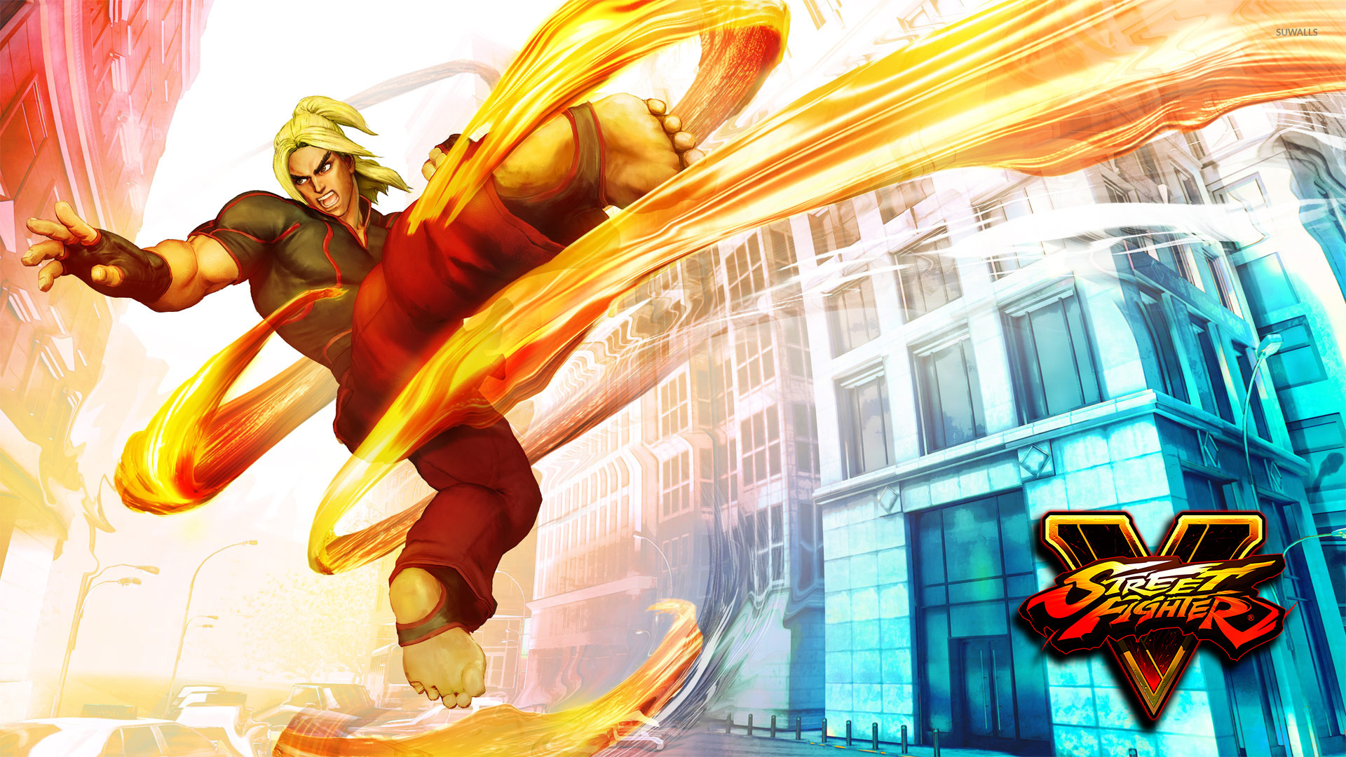 ken street fighter wallpaper - photo #11