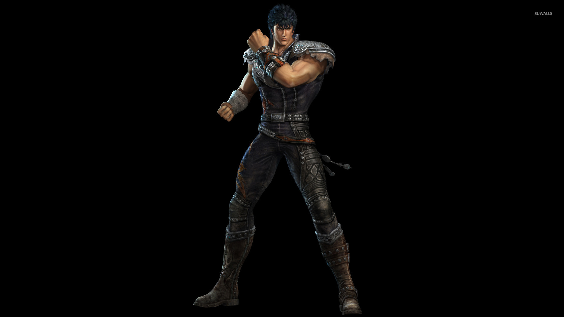 Kenshiro Fist Of The North Star Ken S Rage 2 Wallpaper 771668