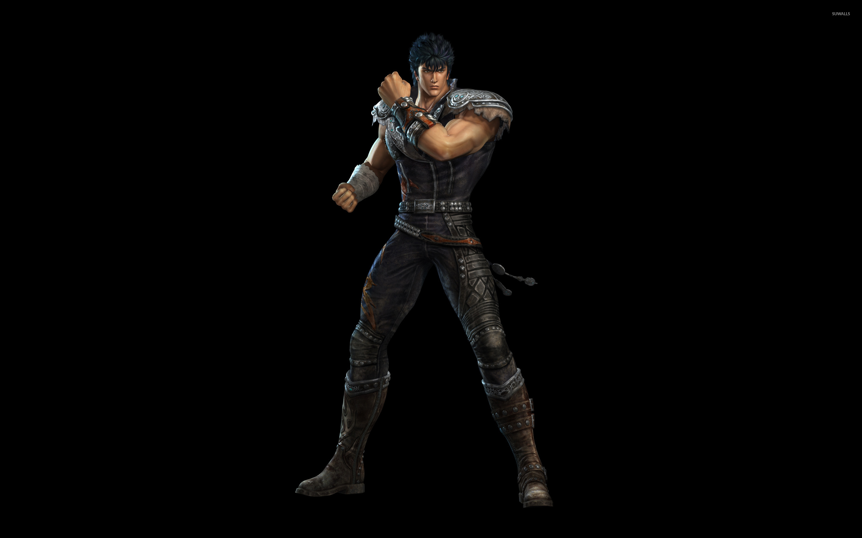Fist of the north star ken rage