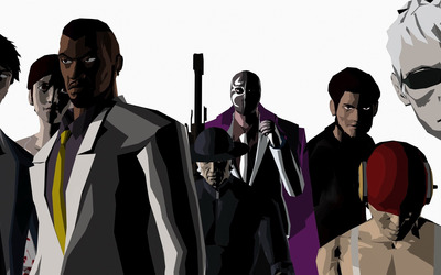 Killer7 wallpaper