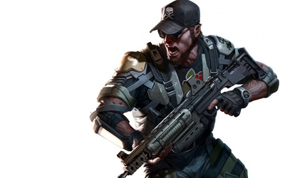 Killzone: Mercenary wallpaper