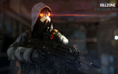 Killzone: Shadow Fall [2] wallpaper
