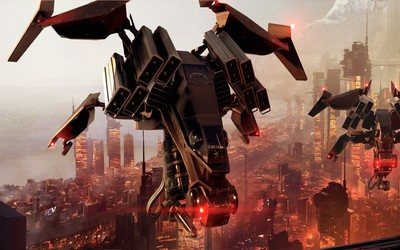 Killzone: Shadow Fall [10] wallpaper