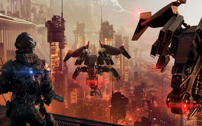 Killzone: Shadow Fall [6] wallpaper