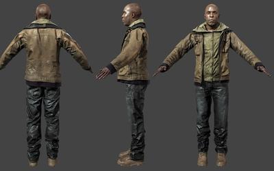 Kimble Graves - Battlefield 4 [2] wallpaper
