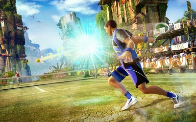 Kinect Sports Rivals [2] wallpaper