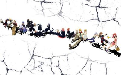 Kingdom Hearts [2] wallpaper