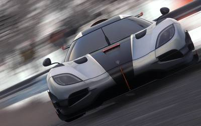 Koenigsegg One:1 - Driveclub wallpaper