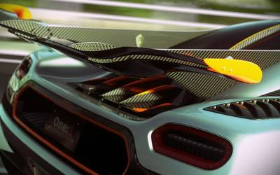 Koenigsegg One:1 - Driveclub [2] wallpaper