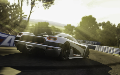 Koenigsegg One:1 - Forza Motorsport 6 wallpaper