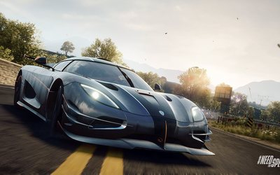 Koenigsegg One:1 - Need for Speed: Rivals wallpaper