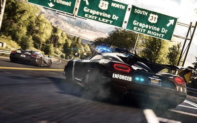 Koenigsegg One:1 - Need for Speed: Rivals [2] Wallpaper