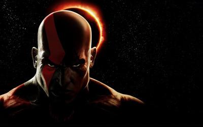 Kratos from God of War: Ascension wallpaper
