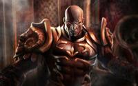 Kratos - God of War wallpaper 2560x1600 jpg