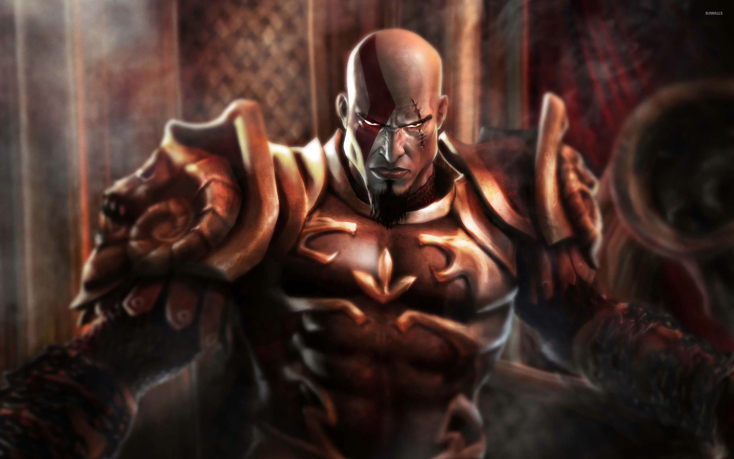 Kratos God Of War Wallpaper Game Wallpapers 18851