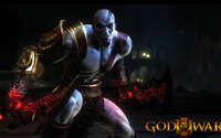 Kratos - God of War 3 [2] wallpaper 1920x1080 jpg