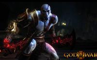 Kratos - God of War 3 [2] wallpaper 1920x1080 jpg