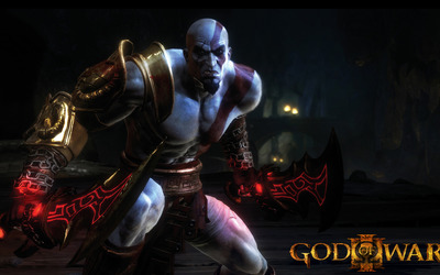 Kratos - God of War 3 [2] wallpaper