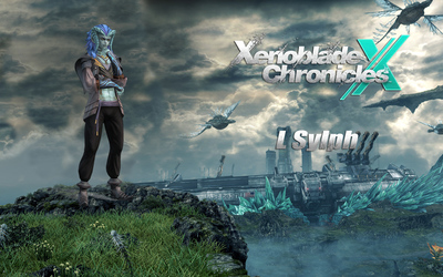 L Sylph - Xenoblade Chronicles X wallpaper