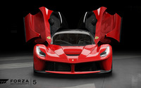 LaFerrari - Forza Motorsport 5 wallpaper 1920x1080 jpg