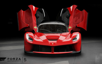 LaFerrari - Forza Motorsport 5 wallpaper
