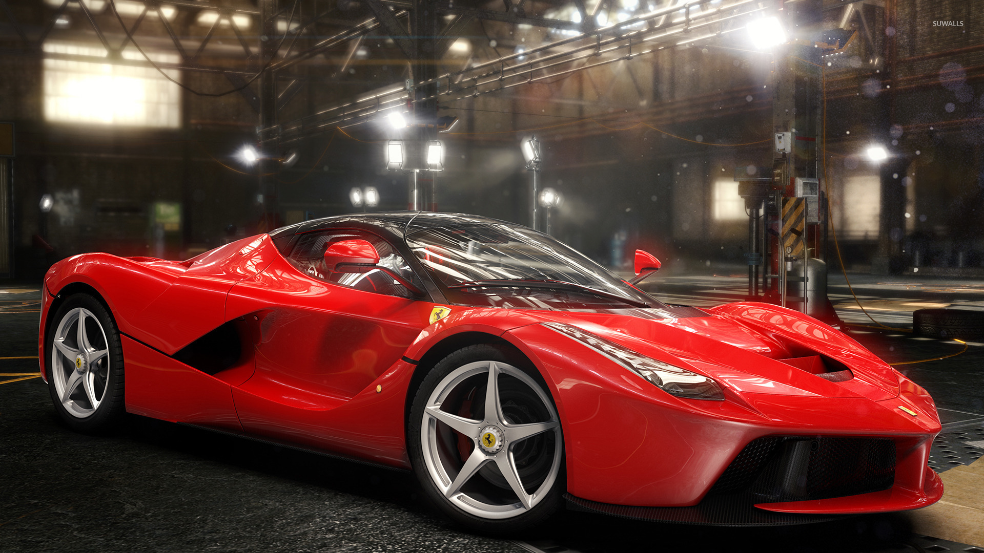 Laferrari The Crew Wallpaper Game Wallpapers 31000