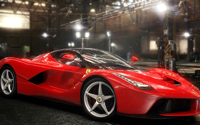 LaFerrari - The Crew wallpaper