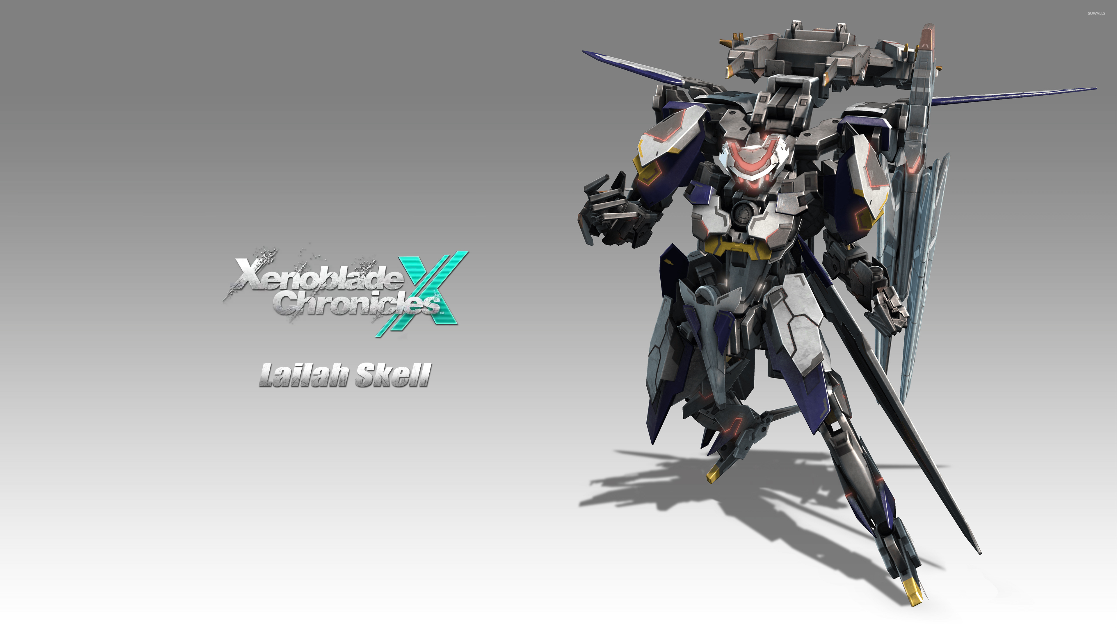 Lailah Skell Xenoblade Chronicles X Wallpaper Game Wallpapers