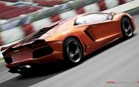 Lamborghini Aventador - Forza Motorsport 4 wallpaper 1920x1080 jpg