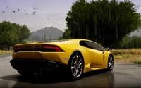 Lamborghini Huracan LP 610-4 - Forza Horizon 2 wallpaper 1920x1080 jpg