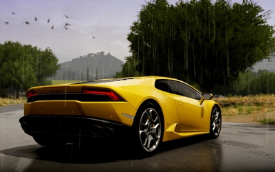 Lamborghini Huracan LP 610-4 - Forza Horizon 2 wallpaper