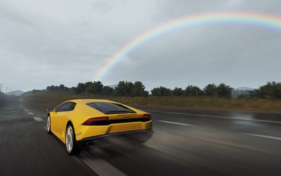 Lamborghini Huracan LP 610-4 - Forza Horizon 2 [5] wallpaper